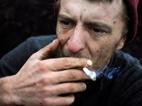 עישון סיגריה / צלם: רויטרס